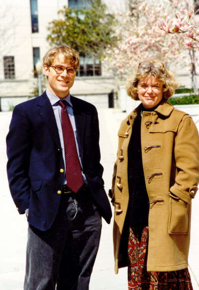 Georgetown Law Center - Easter 1996